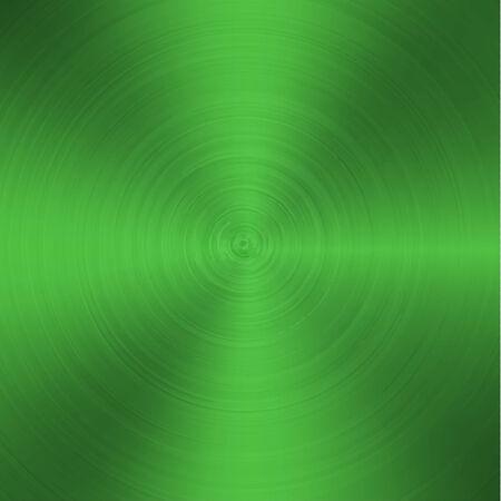 nickel panel: high contrast circular brushed aluminum texture