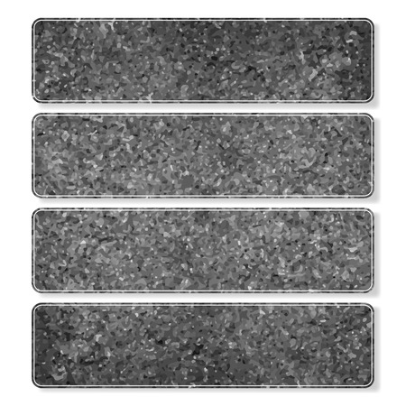 asphalt paving: Tag road texture with some fine grain in it of vector Illustration