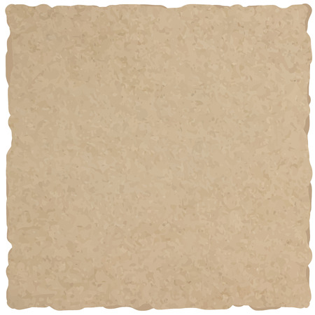 collection of white ripped pieces of news paper on on white background.