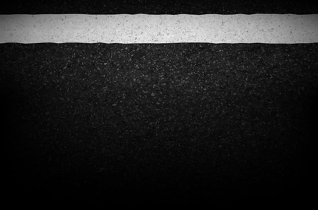tarmac: Asphalt texture with road markings background, illustration vector Illustration