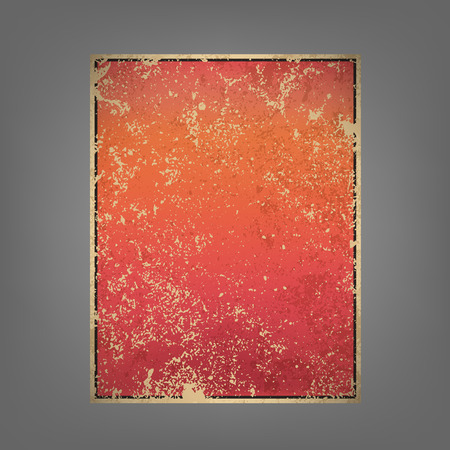 sun rise: report pink and red sun rise vintage background, vector illustration, valentine background
