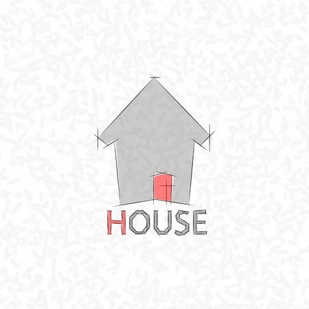 homestead: Home icon for concept
