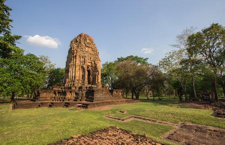 low angles: Srithep historical park at phetchabun thailand Editorial