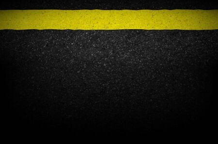 asphalt texture: Asphalt texture with road markings background