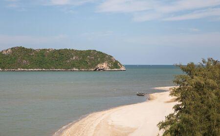 relent: Beach harbor, Thailand