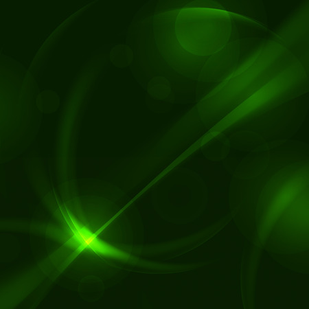 green swirl: Green abstract technology vector backgrounds