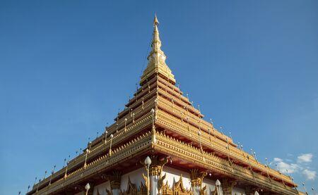 Phra Mahathat Kaen Nakhon, Khon Kaen province, Thailand