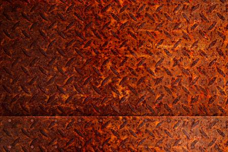 zinc: old metal iron rust texture
