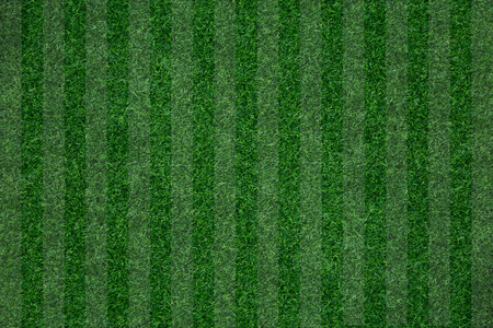 greensward: green grass texture background of soccer field top view drawing a soccer game strategy.