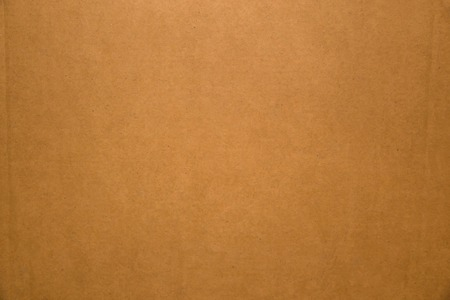 Paper texture brown sheet. Stock Photo