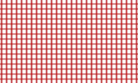 Red Lumberjack Buffalo Plaid Seamless Pattern vector design Иллюстрация
