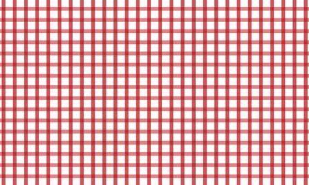 Red Lumberjack Buffalo Plaid Seamless Pattern vector design Illustration