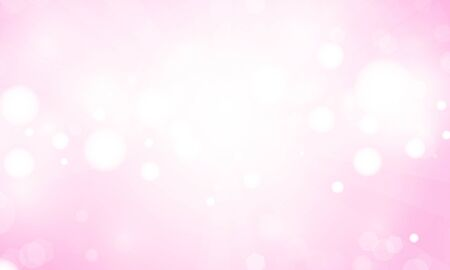 pink gradient abstract blurred background with blur bokeh light effect for wedding vector magic holiday poster design.
