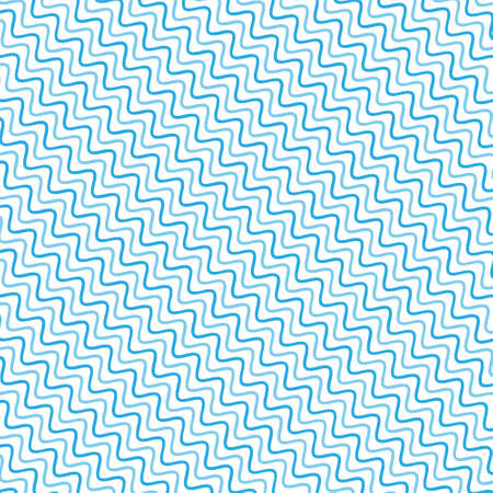 Wave pattern Abstract blue background vector design Ilustração