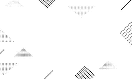 White and black ray burst style background speed vector design Ilustração