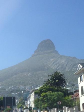 capetown: Lion Head Capetown