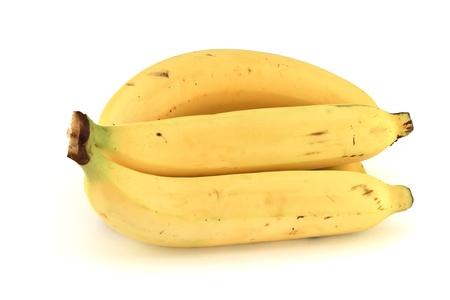 Banana background in bangkok thailand photo