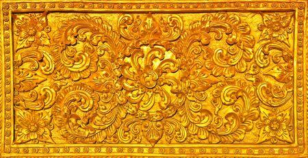 Golden background Stock Photo - 11675523