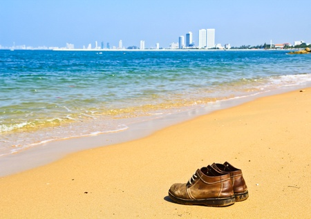 sandles: Shoes at Pattaya