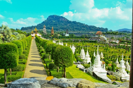 Nong Nooch park in Pattaya