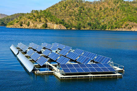 Solar cells in Thailand Stock Photo - 12587595
