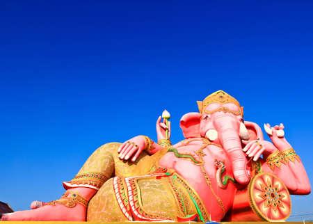 chachoengsao: Ganesha at Chachoengsao in Thailand