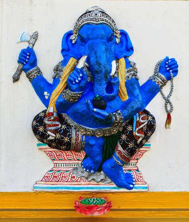 siddhivinayaka: Ganesha at Chachoengsao in Thailand