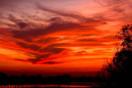 Sunset Stock Photo - 12587786
