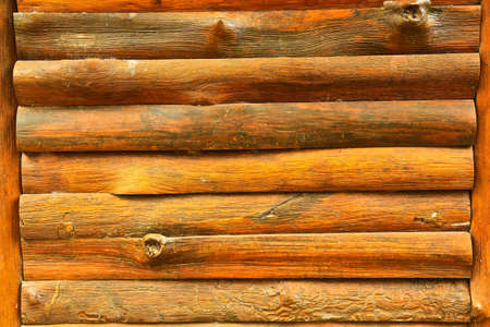 Wood wall photo