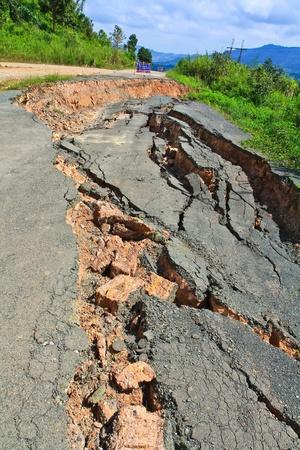 crack climbing: Landscape in Thailand