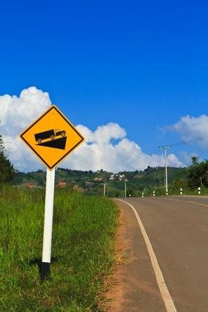 Sign photo