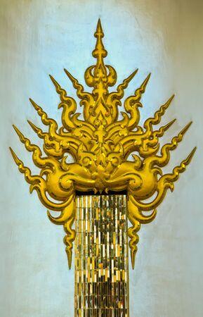 Wat Rong Khun in Thailandia
