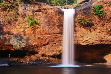 Waterfall in Thailand Stock Photo - 13296562