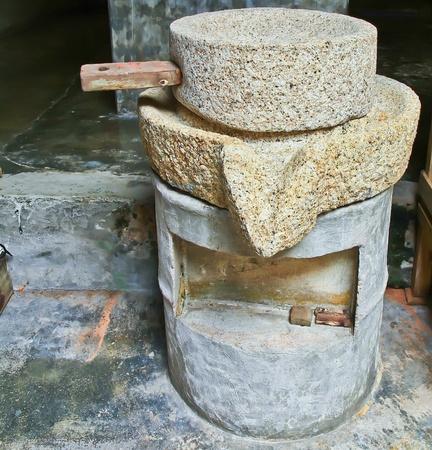 millstone: Flour mill