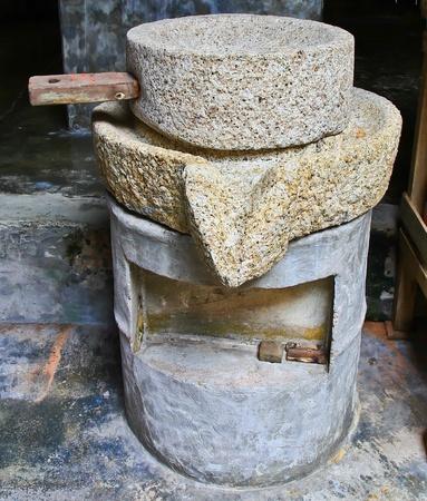 farina: Flour mill