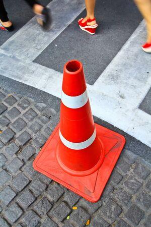 Rubber cone photo
