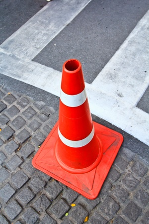 Rubber cone photo