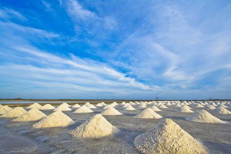 salt pan  photo