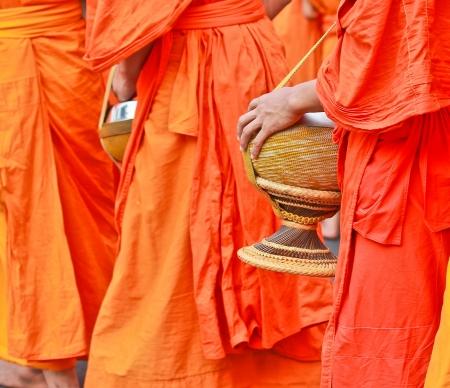 klerus: Gehen Klerus in Bangkok Thailand