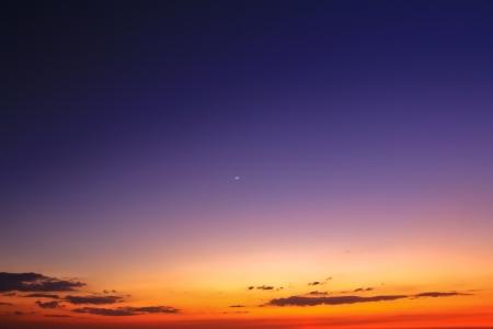 sunset view photo