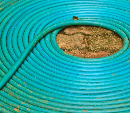 Rubber tube photo