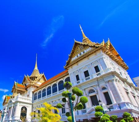 Thai temple The Royal Grand Palace, Bangkok, Thailand