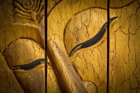 Лицо Будды Фото со стока