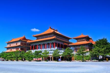 Храм Китае