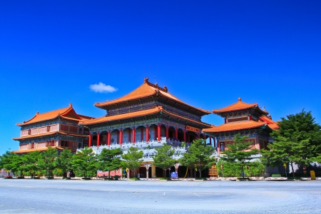 emperor of china: temple china