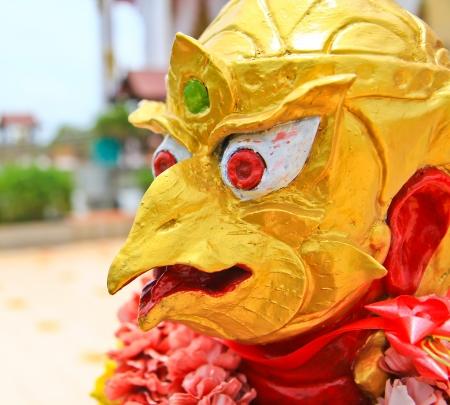 glorify: Dragon in temple
