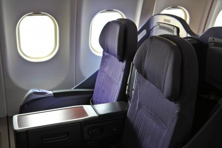 Cabin airplane seats
