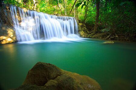 Waterfall beautiful asia thailand  Stock Photo - 16929118