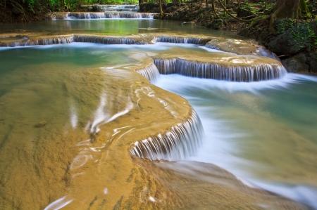 Waterfall beautiful asia thailand Stock Photo - 16946727