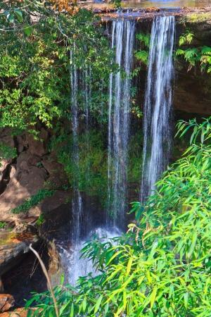 Waterfall beautiful asia Thailand Stock Photo - 17144527